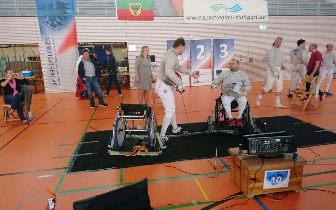 Teamerfolg in Esslingen